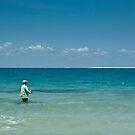 Line fishing in Zanzibar by akwel