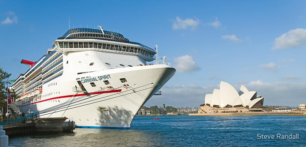 Mighty Big Ship by Steve Randall