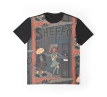 Wildago's Ah! Sheffo Graphic T-Shirt