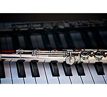 """""""Music gives a soul to the universe."""" Photographic Print"""