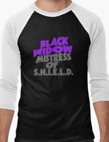 Mistress Widow Men's Baseball ¾ T-Shirt