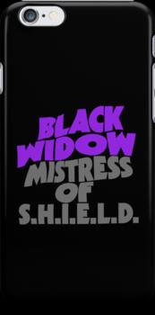 Mistress Widow by synaptyx