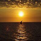 Sunset in Zanzibar by akwel
