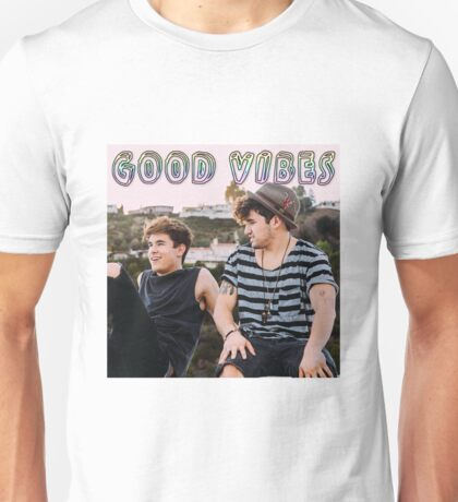 Kian and Jc good vibes Unisex T-Shirt