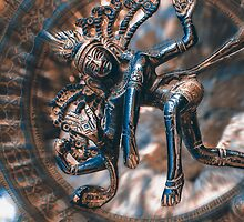 Shiva by Peter Gray