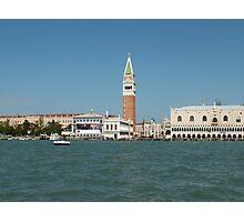 Venice in 2012 Photographic Print