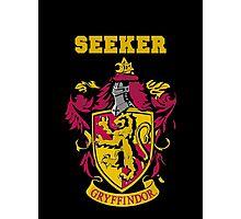 Gryffindor Seeker Photographic Print