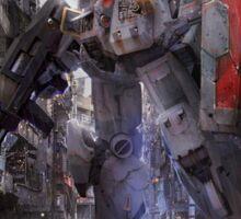 Gundam RX 78-2 One Year War Amuro Ray Sticker