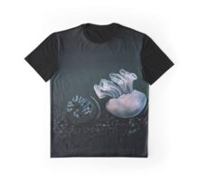 Jellyfish Painting Graphic T-Shirt