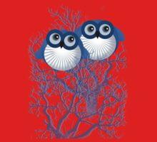 BLUE OWLS Kids Clothes