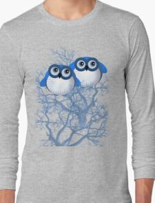 BLUE OWLS Long Sleeve T-Shirt