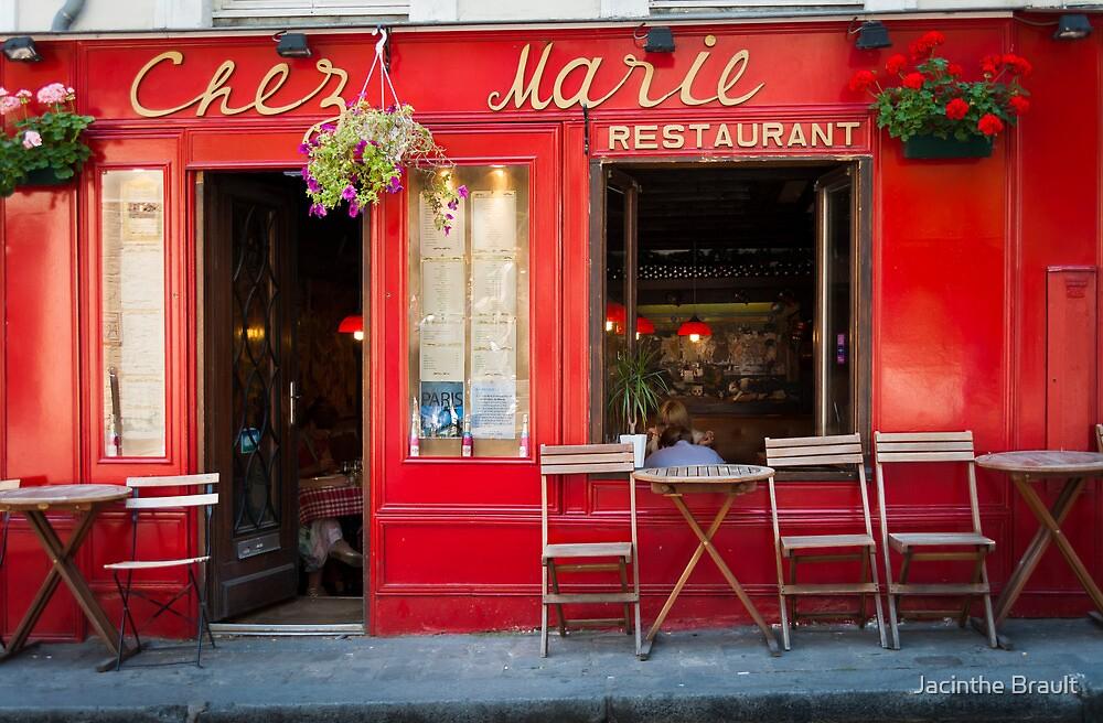 Paris: Chez Marie by Jacinthe Brault