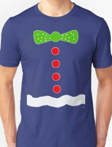 Gingerbread Man Halloween costume  Unisex T-Shirt
