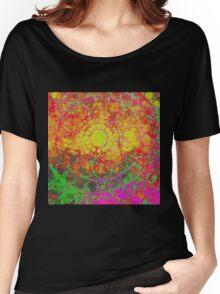 In my heart , Dans mon coeur! Women's Relaxed Fit T-Shirt