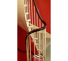 The Winding Stair Photographic Print