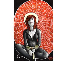 Black Widow's Web Photographic Print
