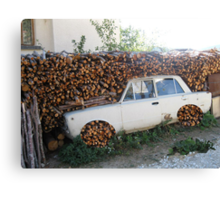 fully loaded ...  Canvas Print