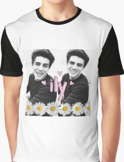 Jack Gilinsky daisy ily Graphic T-Shirt