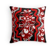 Spirale mystique Throw Pillow