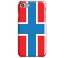 Norway Flag Phone Cover iPhone Case/Skin