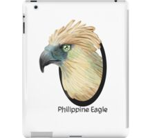 Philippine eagle iPad Case/Skin