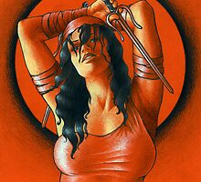 Elektra by Laura Guzzo