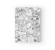 Creepies Collage Hardcover Journal