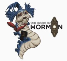 Book of Wormon T-Shirt