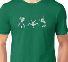 Wildago's Edmund Plays Golf Unisex T-Shirt