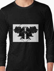 InkBlot Witches Long Sleeve T-Shirt