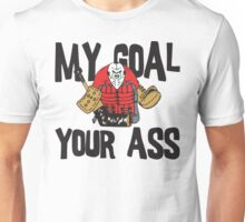 Funny Hockey Goalie Unisex T-Shirt