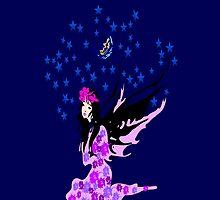 •●°ღGorgeous Night Fairy iPhone & iPod Casesღ°●• by Fantabulous