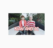 Kian and Jc Red Unisex T-Shirt