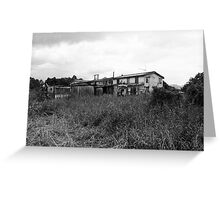 Untitled (Rural II) Greeting Card