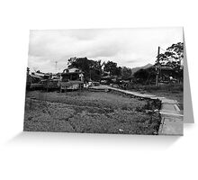 Untitled (Rural VI) Greeting Card