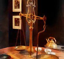 Tea Scale by Susan Savad