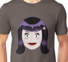 Virginia the vampire. Unisex T-Shirt
