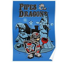 PIPES & DRAGONS Poster