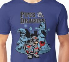 PIPES & DRAGONS Unisex T-Shirt
