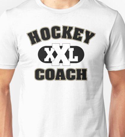 Hockey Coach Unisex T-Shirt