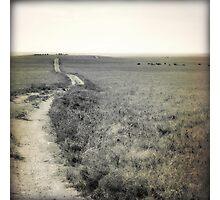 Flint Hills - Kansas Photographic Print