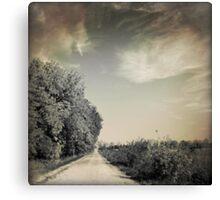 Flint Hills - Kansas Canvas Print
