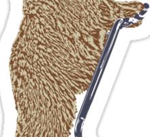 Bear Mobility Sticker