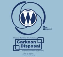 Carkoon Disposal T-Shirt