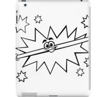 Pajama Sam Rod iPad Case/Skin