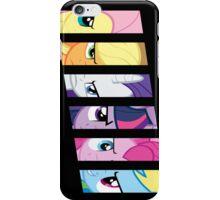 Mane 6 I-Phone case iPhone Case/Skin