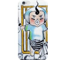 American made baby iPhone Case/Skin