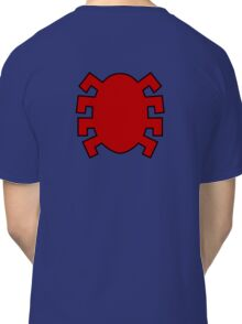 Spider-Man logo back Classic T-Shirt