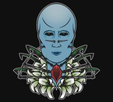 Cenobite lilys by Psychobilly-Tee