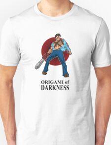 Origami of darkness Unisex T-Shirt